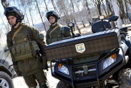 На Буковині кордон вперше охоронятиме рота нацгвардійців