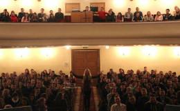 Міністр Уляна Супрун зустрілася із чернівецькими сімейними лікарями та студентами БДМУ