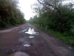 Дорога на Путилу