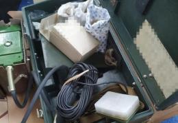 Буковинець купив прилад для відстежування військової техніки і намагався перевезти через кордон