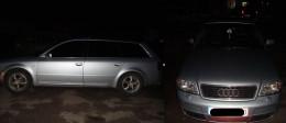 На Буковині прикордонники виявили викрадене авто
