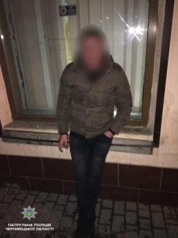 У Чернівцях небайдужі повідомили поліції про нетверезого водія (фото)
