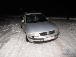 Чернівецькі поліцейські викрили 43-річного крадія, який викрав з гаража чернівчанина «Volkswagen Passat»