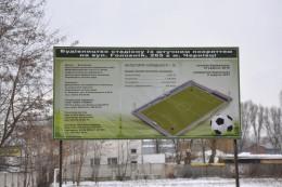 У Чернівцях до червня планують збудувати новий сучасний стадіон