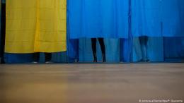 У Чернівцях у кабінках для голосування виявили написи з агітацією за одного з кандидатів