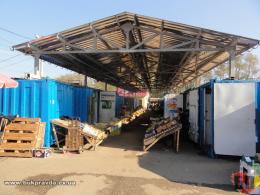 Підприємців Калинівського ринку зобов'язують застрахувати контейнери