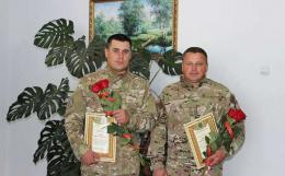 На Буковину повернулися податкові міліціонери, які проходили службу у складі ООС