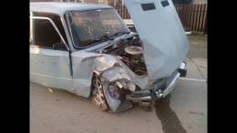 На Буковині трапилася аварія за участю поліцейського, постраждала 27-річна пасажирка