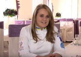 Чернівчанка стала найкращою випускницею найвідомішої у світі школи кулінарії (відео)