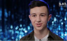 14-річний чернівчанин пройшов сліпі прослуховування на шоу «Голос. Діти» (відео)