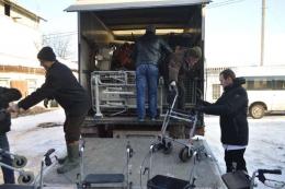 Кіцманська районна лікарня отримала благодійну допомогу з Німеччини (фото)