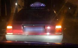 У Чернівцях затримали таксиста «під кайфом»