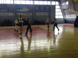 Буковинські баскетболістки здобули перемогу у всеукраїнській юнацькій лізі