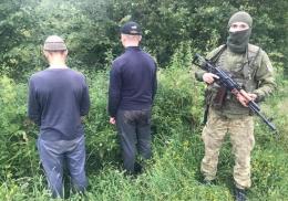 На Буковині біля кордону виявили сховок із контрабандними цигарками