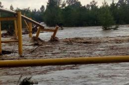 На Буковині 15 населених пунктів залишилися без газу після паводку