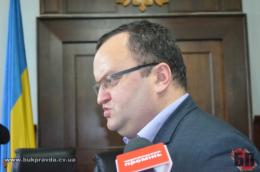 Мер Чернівців подав позов до суду про визнання своєї відставки незаконною