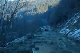 Фото дороги у горах Буковини шокувало мережу