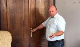 Василь Продан пояснив, чому депутат Білик через вікно проник до кабінету мера (відео)