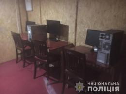 Правоохоронці Буковини припинили діяльність двох гральних закладів краю