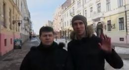 """Англійський Ревізор провів """"ревізію"""" у Чернівцях (відео)"""