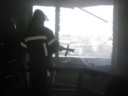 На Буковині п'ять команд рятувальників гасили пожежу в Буденці