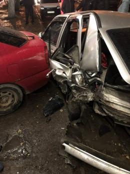 В поліції розповіли деталі аварії, яка трапилася за участю п'яного водія у Чернівцях