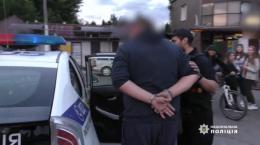 У Садгорі затримали чоловіка, який повідомив поліції про теракт у магазині