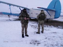 Прикордонники затримали літак, який вночі міг перевозити контрабанду через кордон на Буковині