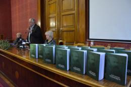 У Чернівцях презентували книгу про першого ректора ЧНУ (фото)