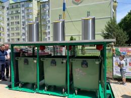 У Чернівцях запустили флешмоб сортування сміття
