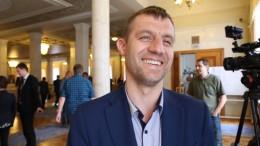 Нардеп-буковинець Михайло Гаврилюк розповів, як він стримує себе, щоб не «кнопкодавити»