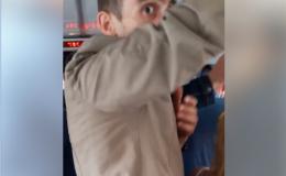 У Чернівцях кишенькарі намагалися обікрасти пасажирів тролейбусу (відео)