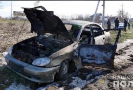 Судитимуть чернівчанина, який збив на смерть жінку та підпалив власне авто