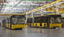 Нові українські тролейбуси