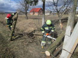 Буревій пошкодив дахи будинків, шкіл і лікарень на Буковині (фото)