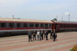 """На Буковині обговорили технічні питання запуску потяга сполученням """"Чернівці-Сучава"""""""