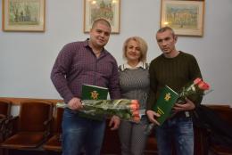 Два учасника бойових дій АТО отримали матеріальну допомогу на придбання житла
