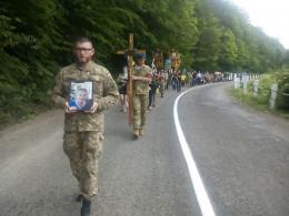 У Вижниці  відкриють меморіальну дошку загиблому в АТО Герою Віталію Крутофісту