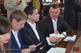 """У Чернівцях двоє депутатів вирішили скласти мандати і вийти зі """"Свободи"""""""