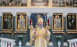 Митрополит Онуфрій проведе літургію в храмі на території бази відпочинку дитячого будинку-інтернату на Буковині