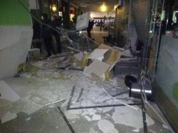 У Чернівцях поліція відкрила кримінальне провадження через вибух у торговому центрі