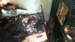 На Буковині через паління у ліжку загинув 64-річний дідусь