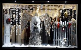 У Чернівцях визначили переможців конкурсу на кращу новорічно-різдвяну вітрину