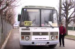 З квітня змінили маршрут автобуса №8 (відео)