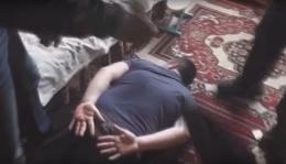 З'явилось відео, як на Буковині затримували бойовика ДНР (відео)