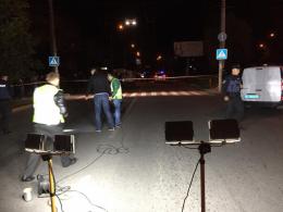 Свободівці вимагають оприлюднити відео-матеріали смертельної аварії на Гравітоні за участю патрульних