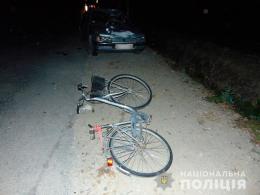 57-річний велосипедист помер у лікарні