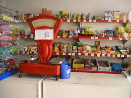 На Кіцманщині чоловік вночі обікрав продуктову крамницю