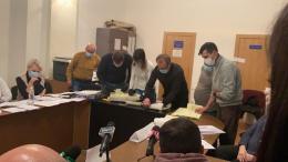 Чернівецька ТВК перерахувала бюлетені на виборчій дільниці в Коровії