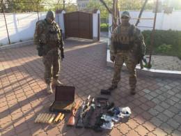 У Чернівцях затримано групу торговців, які продавали зброю з АТО